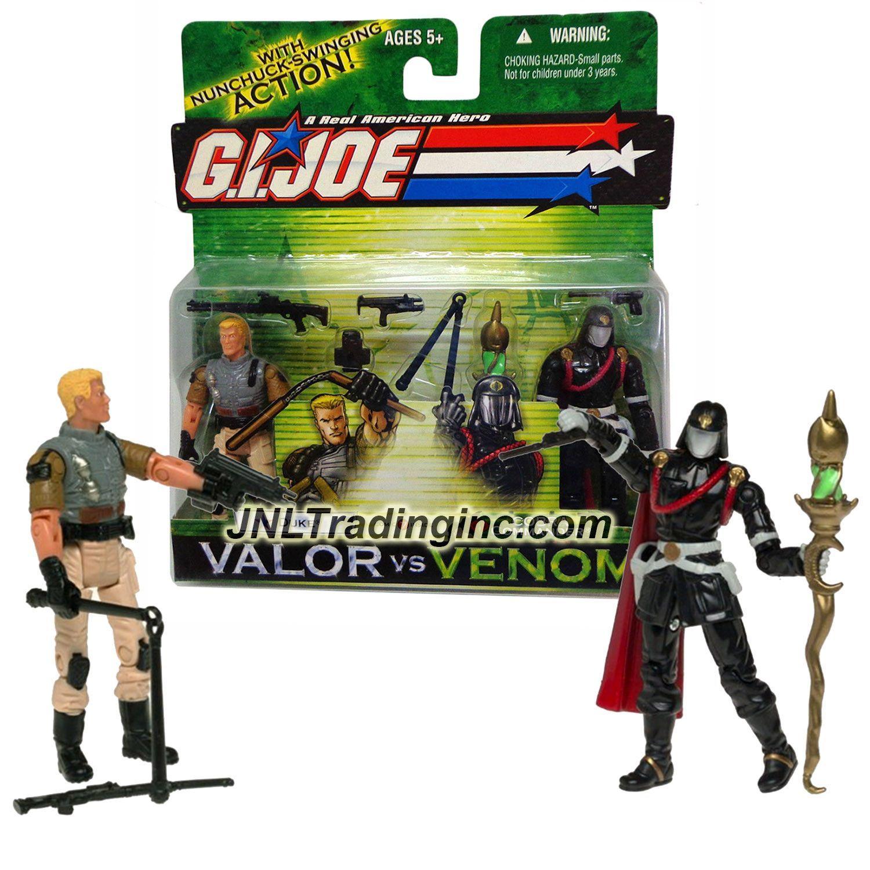 G.I COBRA cobra commander figurine Hasbro 2003 Joe vs