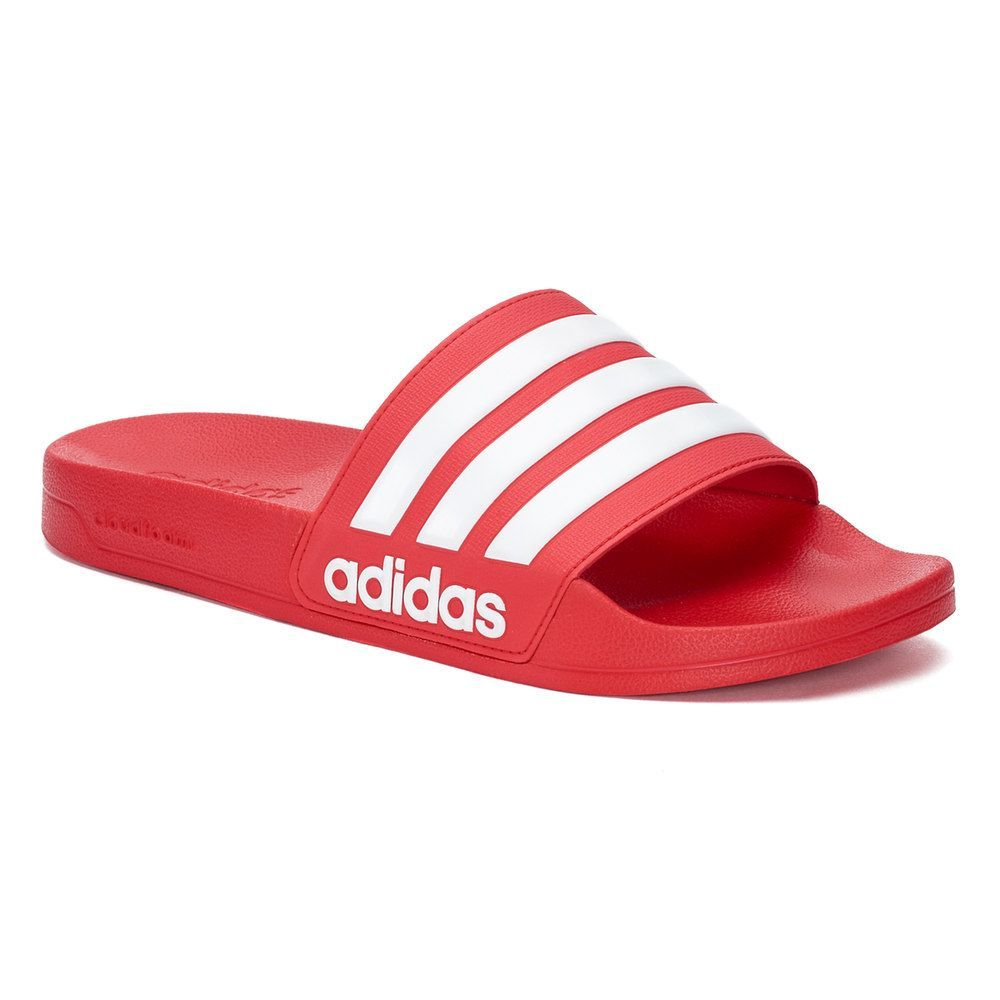 33cd63d84514 adidas Adilette Cloudfoam Men s Slide Sandals
