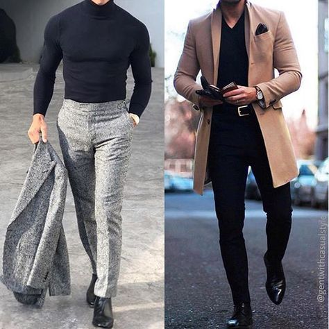 83db80dcad440 Left or Right  Choose your favorite casual out  gentwithcasualstyle ...