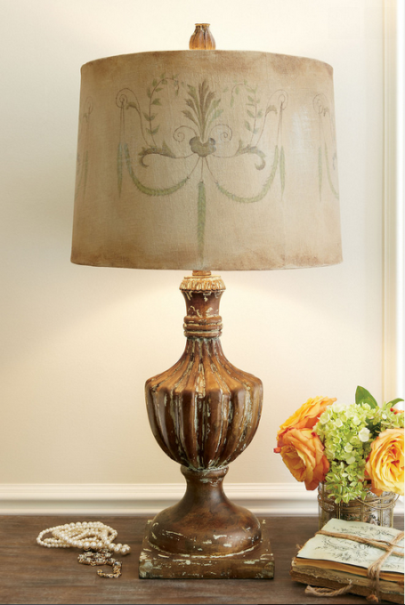 Soft Surroundings For The Home Cottage Blog Songbird Cottage Lifestyle Blog Lamp Home Decor Accessories Decor