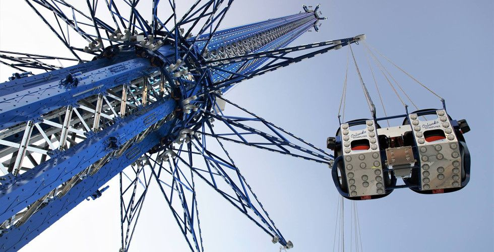 World's tallest Starflyer now open on International Drive
