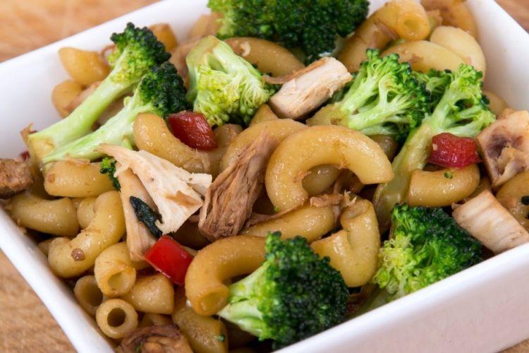 Le macaroni chinois...rapide et délicieux
