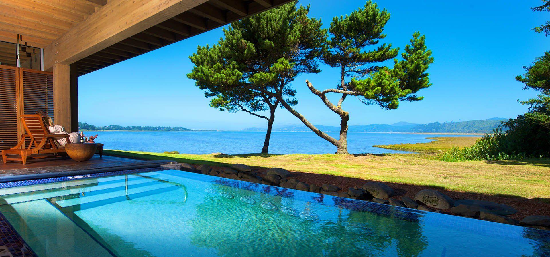 Oregon Spa Resorts Salishan Resort Best Spas In Oregon Salishan Resort Gleneden Beach Resort