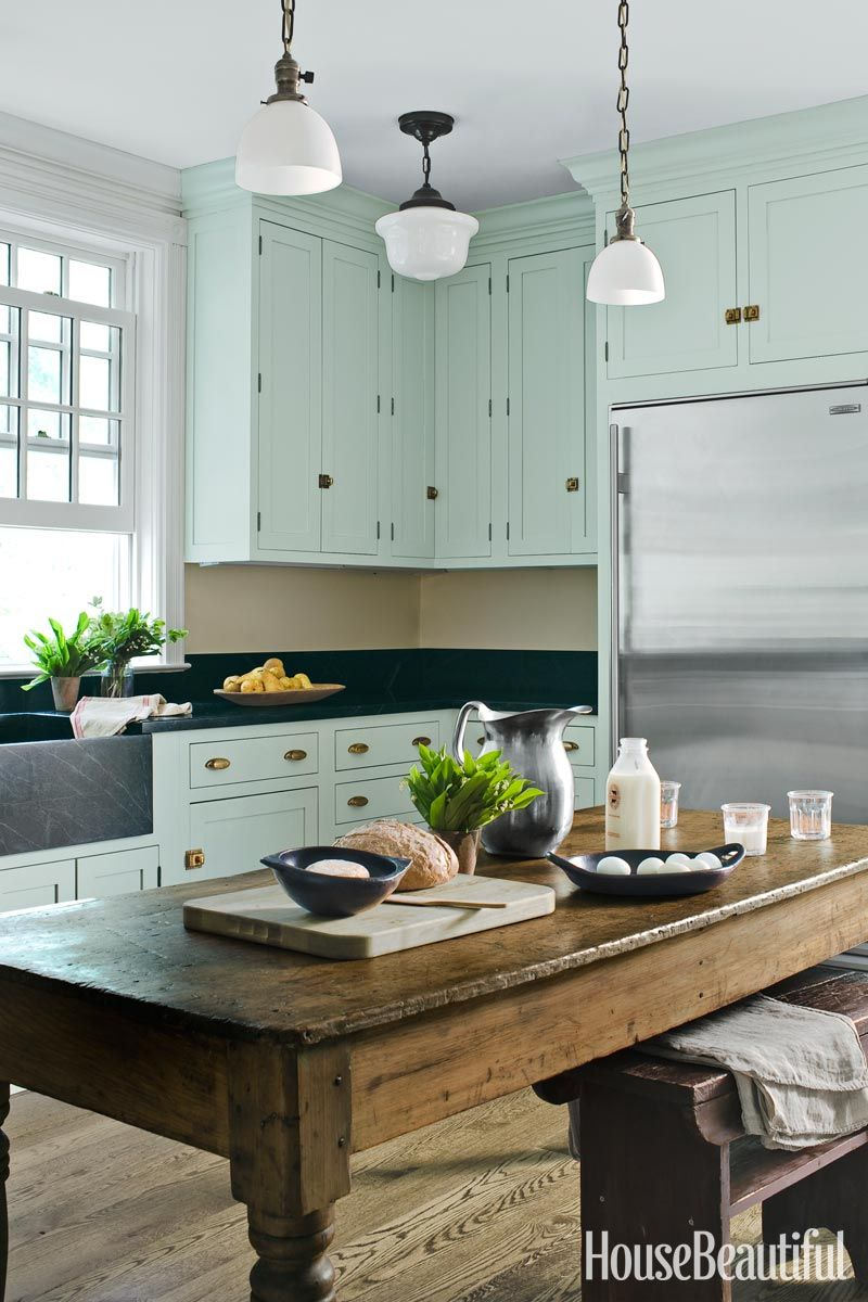Top Kitchens of 2012   Humbleness, Farming and Pine