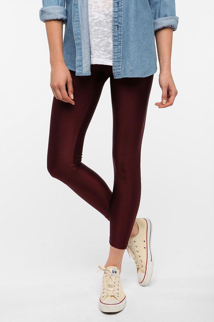 #leggings - #oxblood?? love!!!