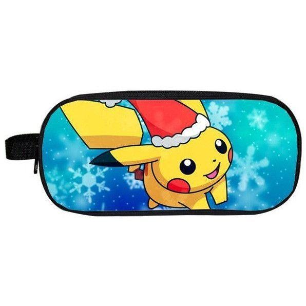 Pokemon School Pencil Bag