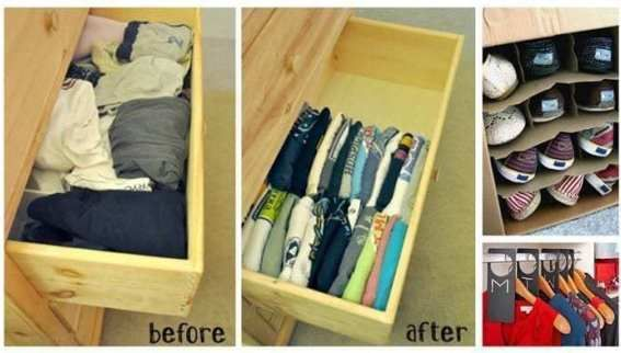 25 Life-Changing PVC Pipe Organizing and Storage Projects -   18 DIY Clothes Storage life changing ideas
