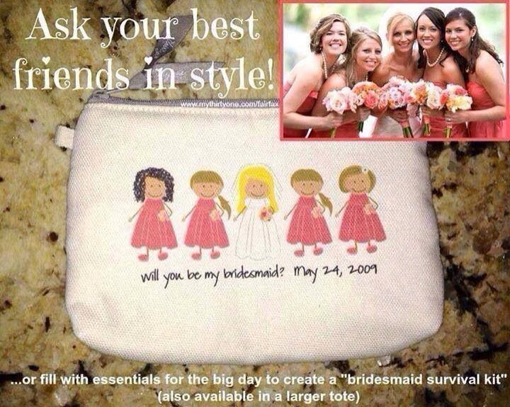 Bridal party Gift!