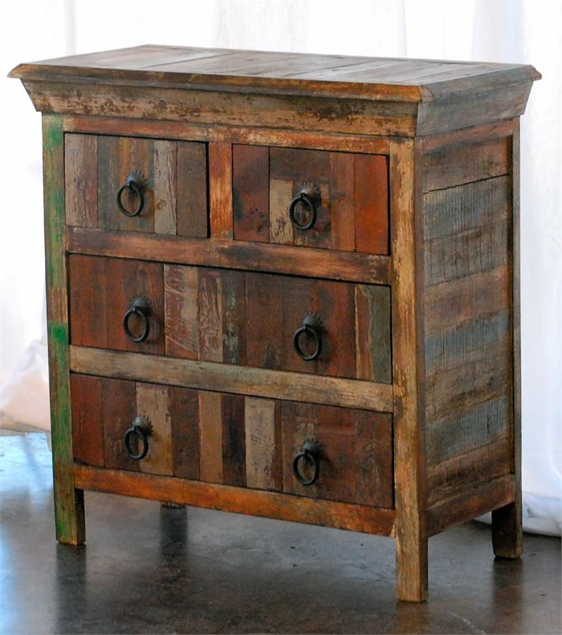 jodhpurtrends.com  Reclaimed Chest of Drawers