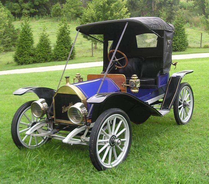 1911 Hupmobile Connecticut Seaport Car Club