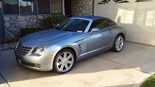 2004 Chrysler Crossfire - San Diego, CA #3411625420 Oncedriven