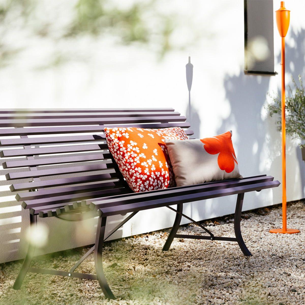 Louisiane Bank 200 Cm Von Fermob Connox In 2021 Outdoor Gartenbank Holzbank Garten Gartenbank