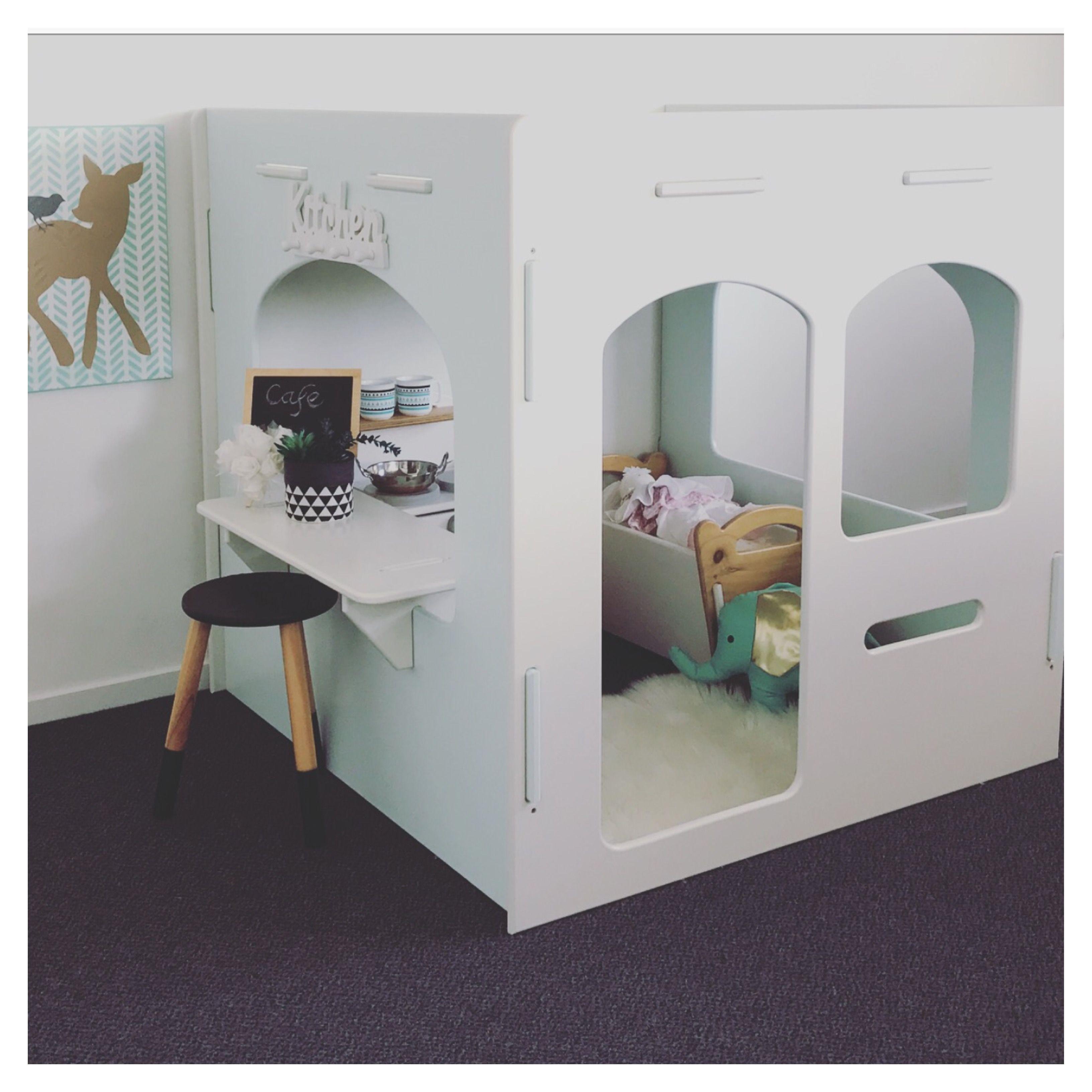 Gorgeous Indoor Cubby House Kids Playroom Indoor Playroom