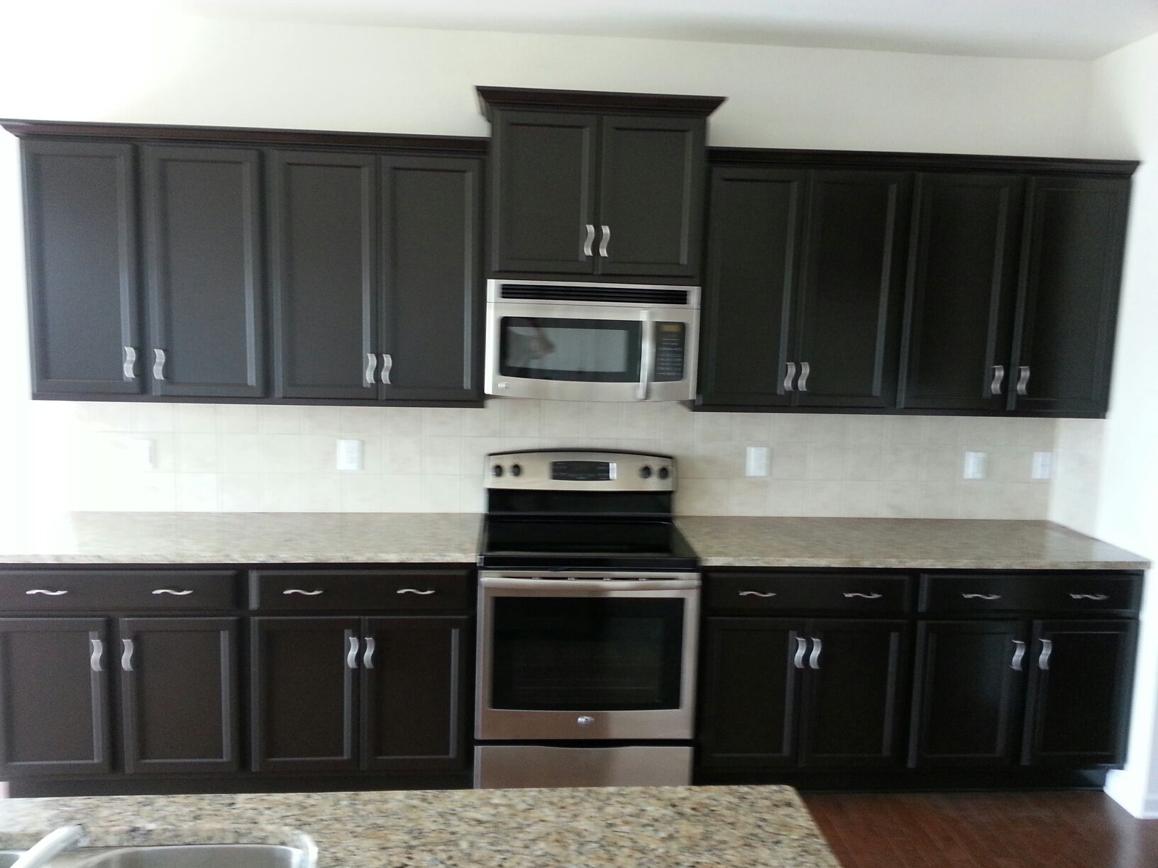 After the cabinet refinishing in Cameron, NC (With images ...