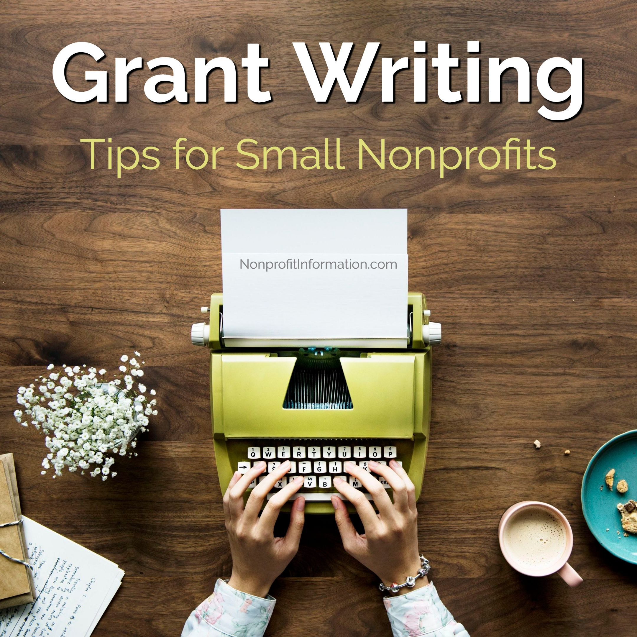 Four Realistic Grant Writing Tips for Small Nonprofits | ++