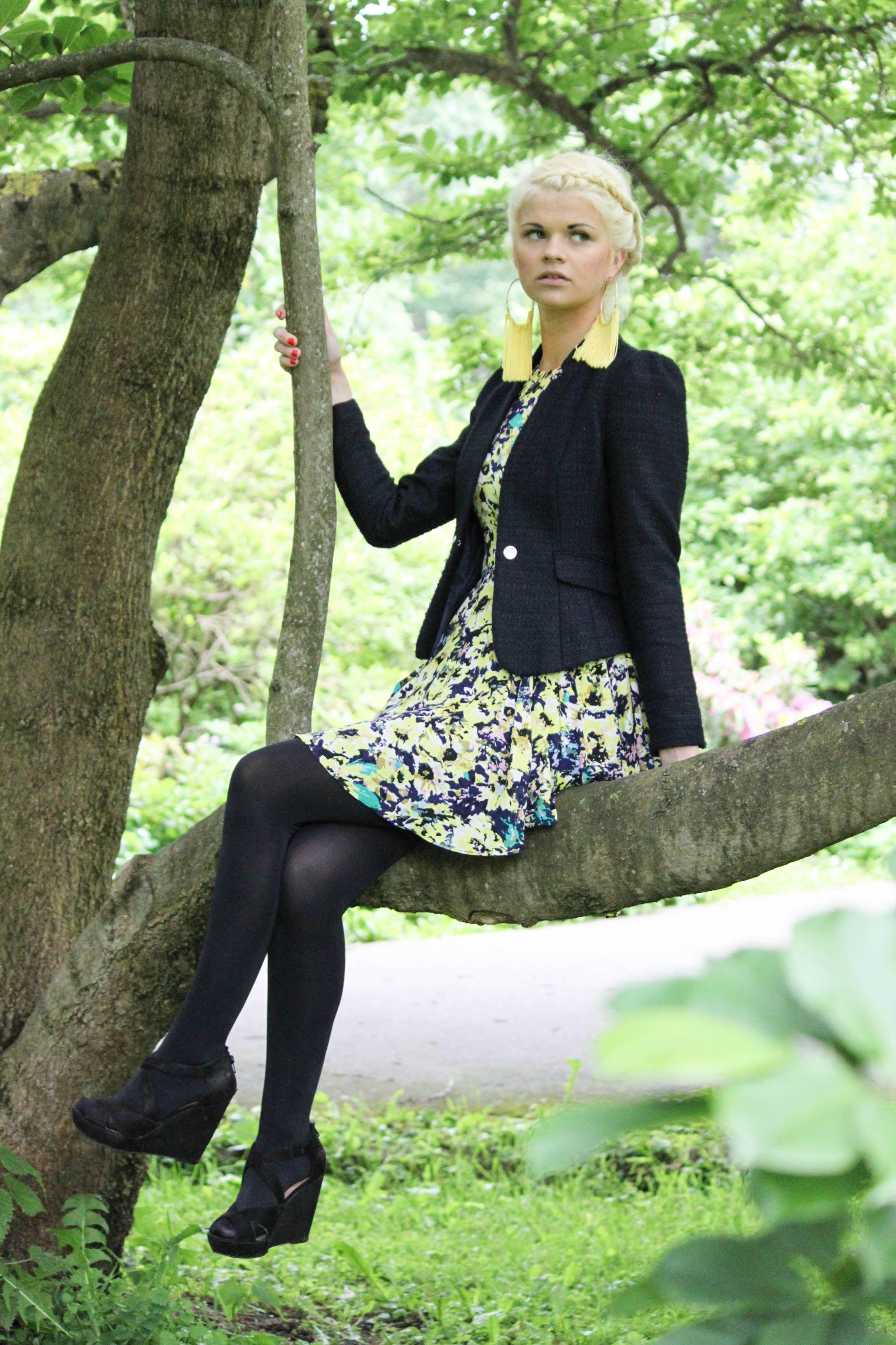 Foto:Laura Strautiņa Modele:Ilva Krūmiņa