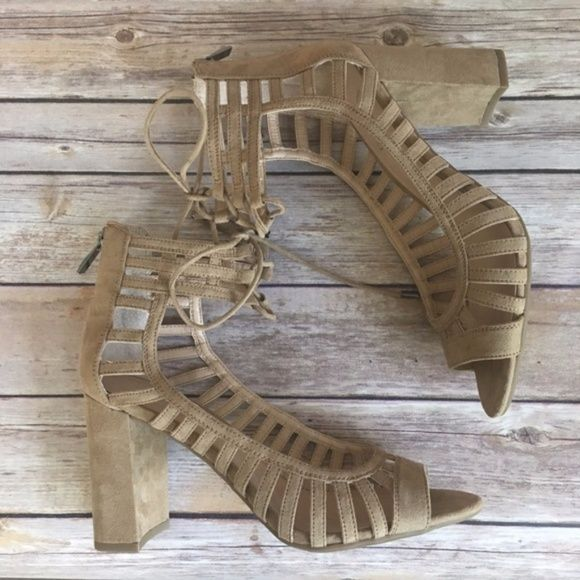 7056ca39be77 Franco Sarto Shoes - Franco Sarto   Cut-Out Heels NIB