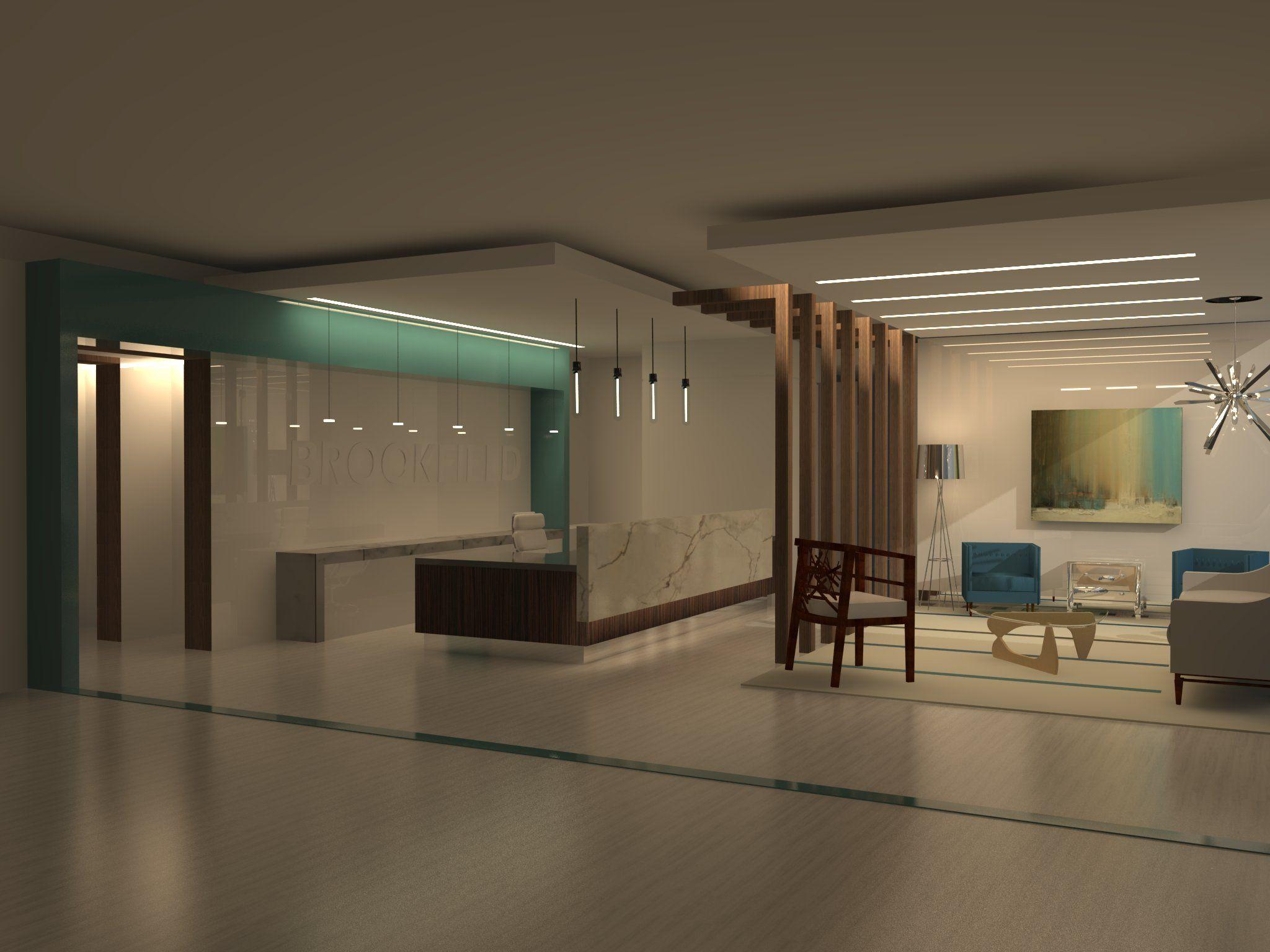 Design Reception Desk