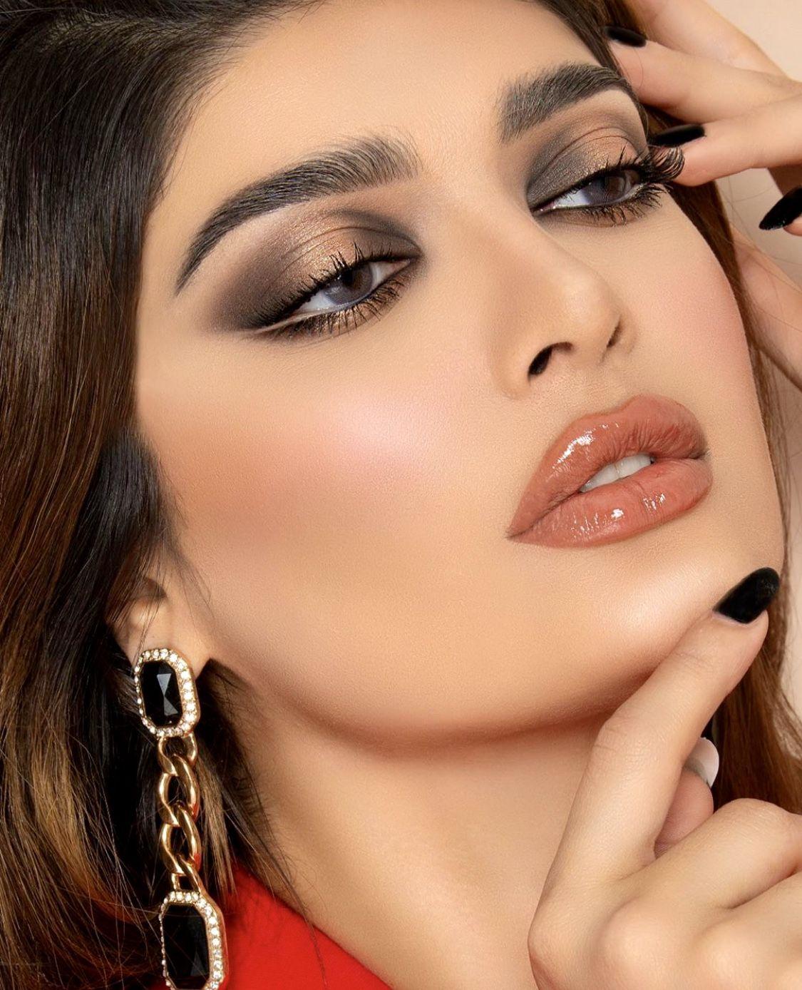 Pin By Sisouka28 On Makeup Middle Eastern Makeup Beautiful Girl Image Makeup