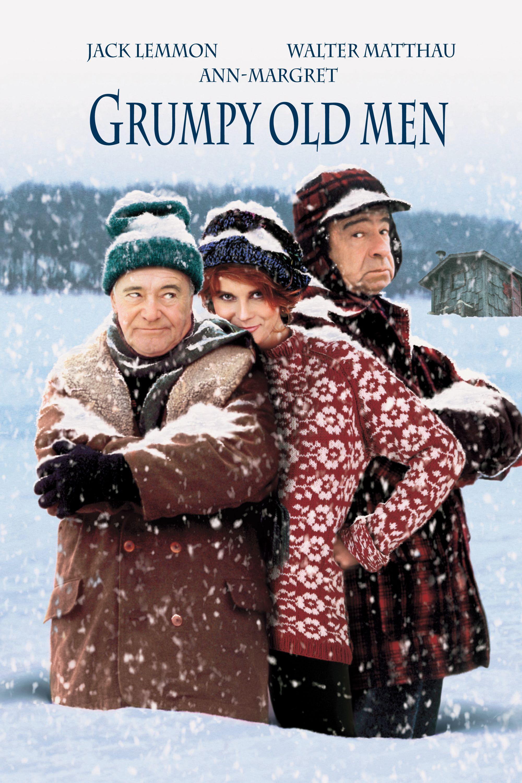 Grumpy Old Men Movie Poster - Jack Lemmon, Walter Matthau, Ann-Margret  #GrumpyOldMen, #JackLemmon, #WalterMatthau, #Ann, #Margret, #DonaldPetrie,  #Comedy, ...