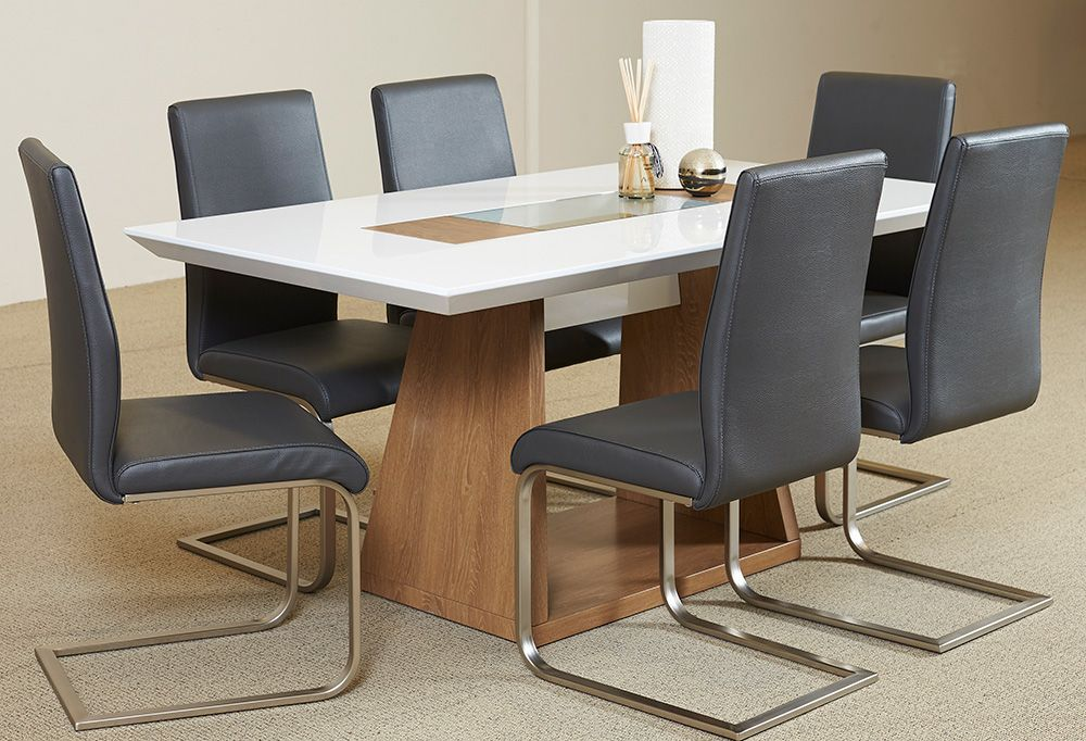 Dining Sets Levin 7Pce Suite With Cindy Chairs Perth Western Australia