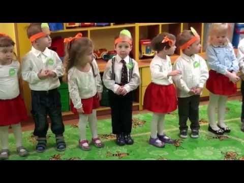 14.11.2014 Pasowanie na przedszkolaka Fabianka - grupa Kasztanki - YouTube