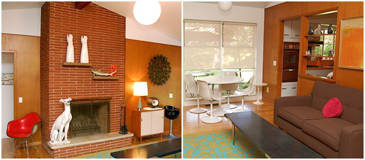 Mid Century Modern, Anna Weiss House, St. Louis