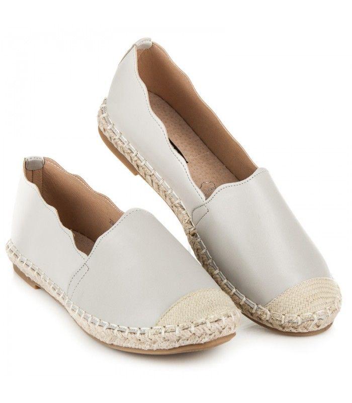 bfe4d0a11 Jarná dámska obuv 2068-5G | Dámske balerínky | Pinterest
