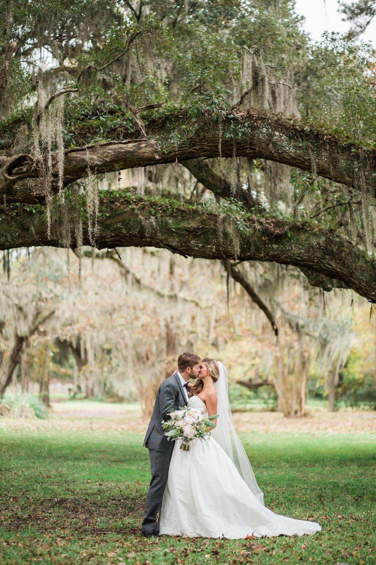 Magnolia Plantation & Gardens Wedding, Charleston SC | Sweet Couples ...
