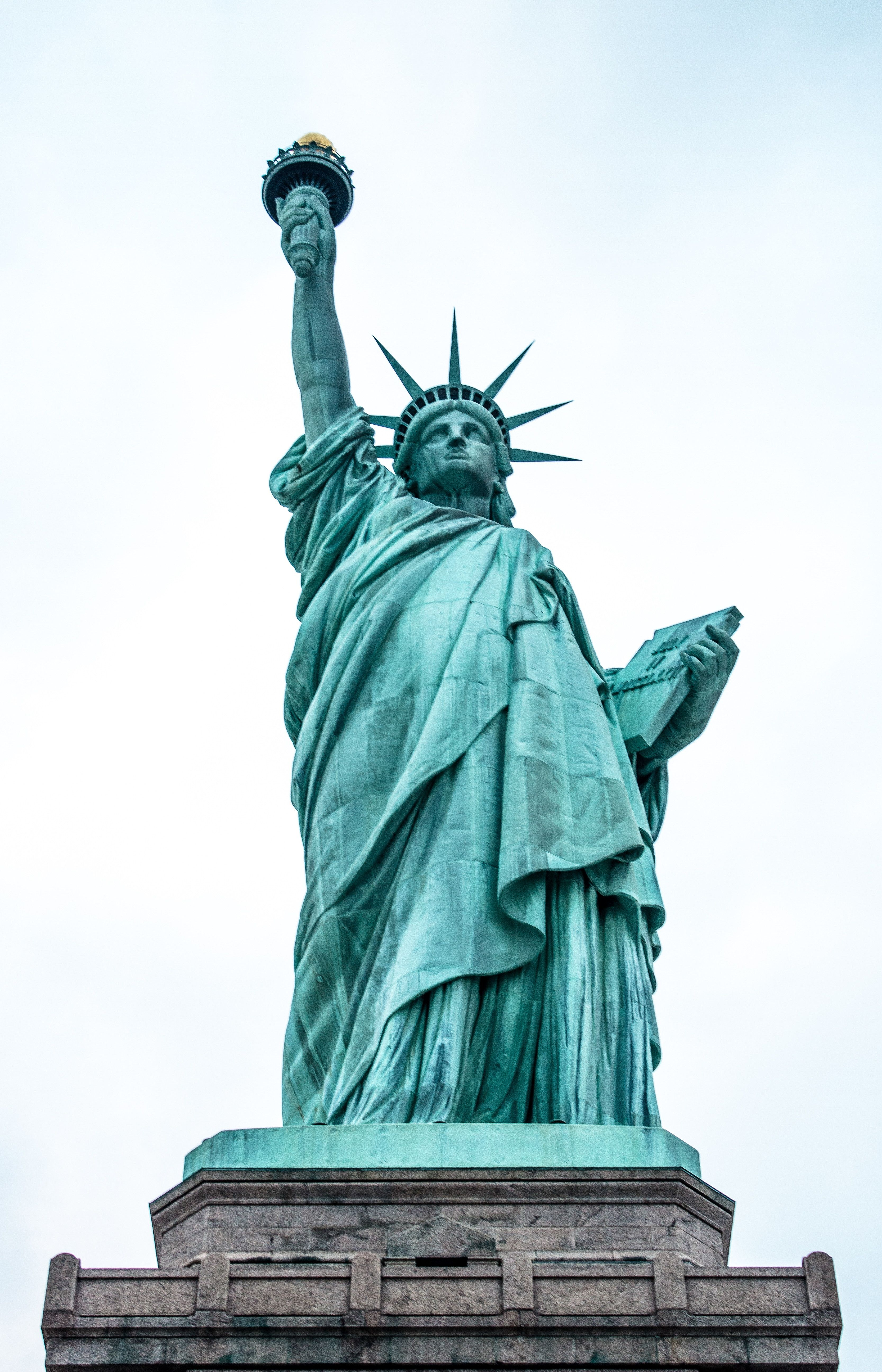 Statue Of Liberty National Monument New York United States