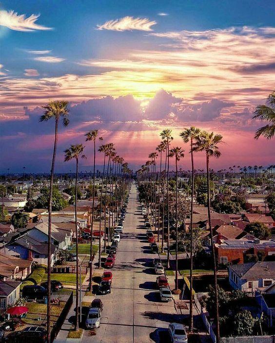 Beautiful Nature Los Angeles