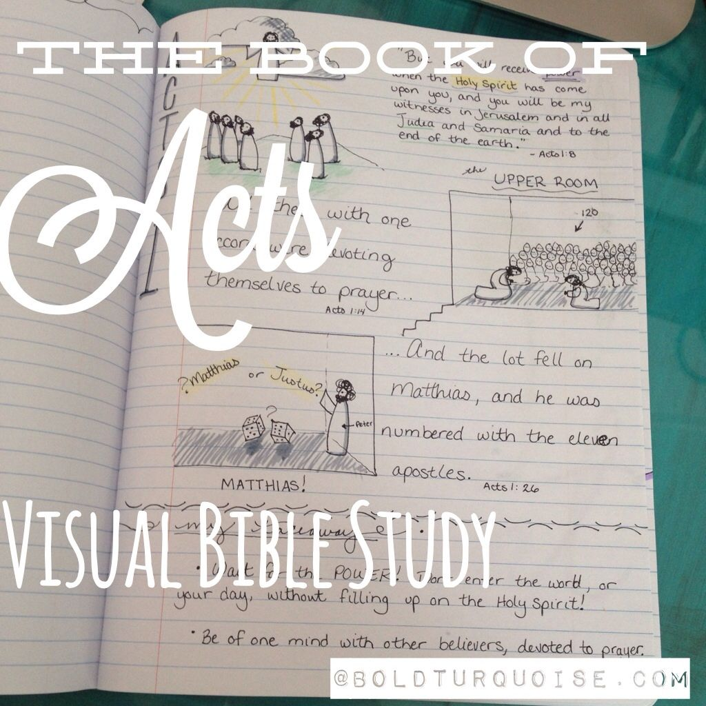 Studies in the Book of Acts | Bible.org