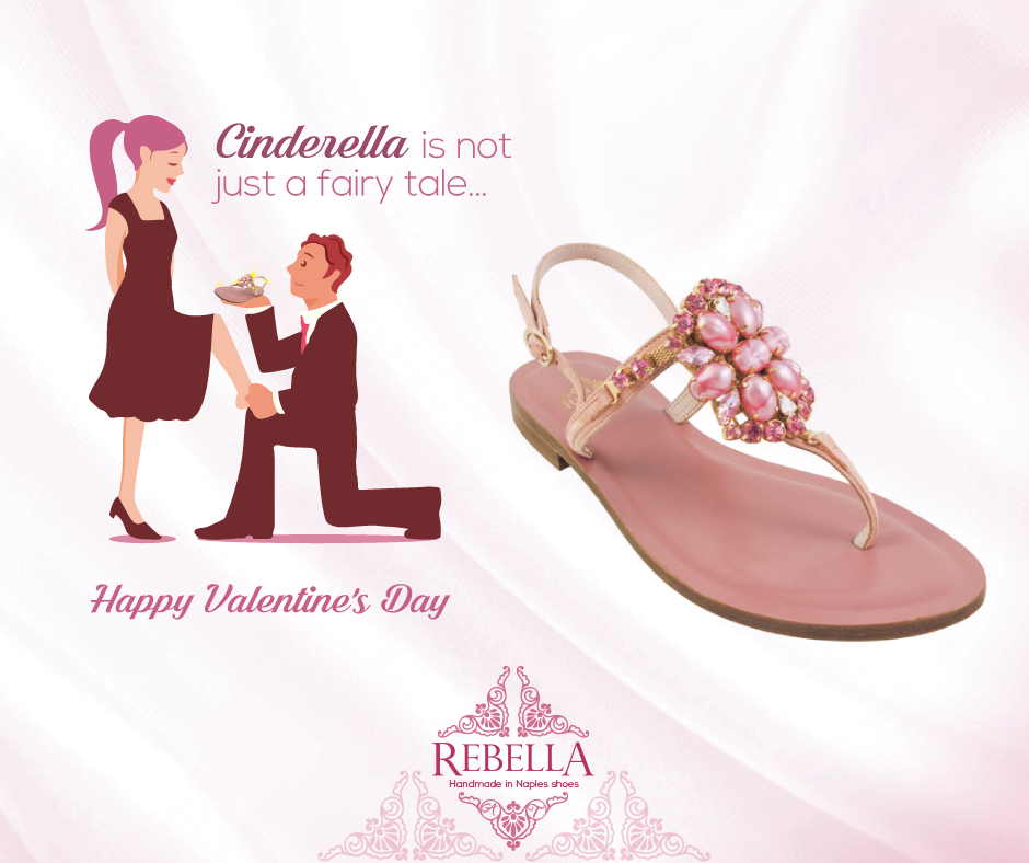 ⊰⊰ Cinderella is not just a fairy tale... Happy #ValentinesDay ⊱⊱ #madeinitaly #handmade #italy #sandals #jewellery #jewelsandals #fashion #style #stylish #beauty #beautiful #instagood #instafashion #girly #girl #girls #dress #shoes #styles #outfit #purse #jewelry #shopping