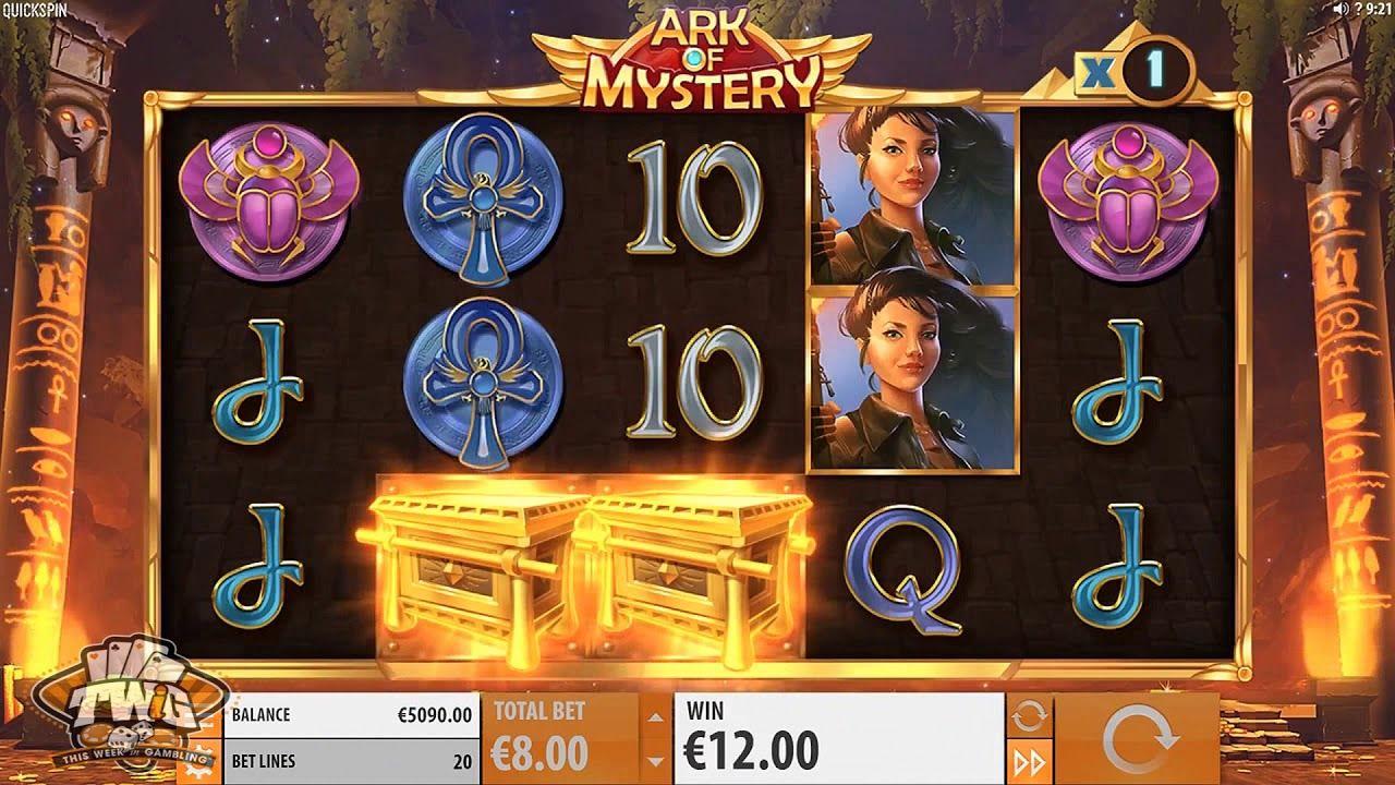 Spiele Ark Of Mystery - Video Slots Online
