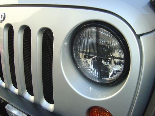 Delta Quad Bar Zenon Headlights Jeep Wrangler Xenon Headlights