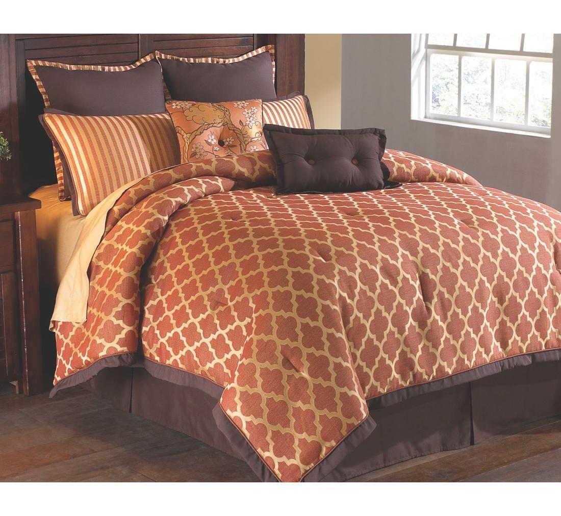 Westgate Queen Comforter Set Badcock More Home Furniture