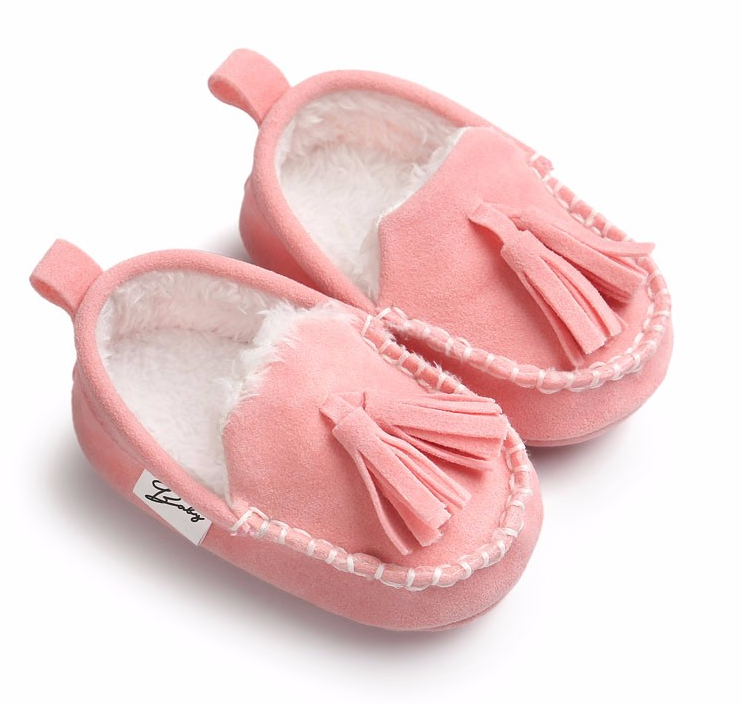 My Tassel Mocs Baby Shoes Baby Moccasins Baby Moccasin Shoes