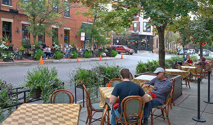 little italy oakley street chicago