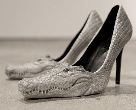 Amazing High Heel Shoes Dinosaur D