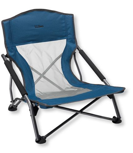 This fortable camp chair is easy to set up and packs