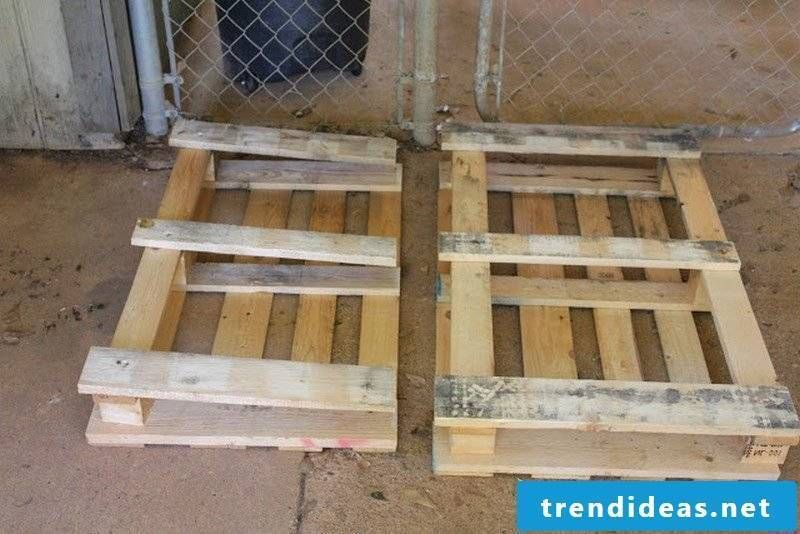 Diy Trend Kruidentuin : How to build a sofa made of europallets u diy instructions and
