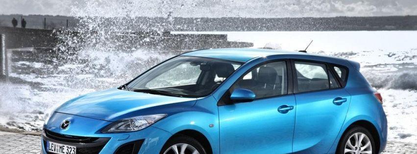 Masda 3 Facebook Cover Timeline Mazda 3 Hatchback Mazda Mazda Cars