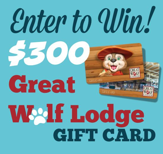 Happy Spring! Enter for a chance to win a $300 Great Wolf Lodge gift ...