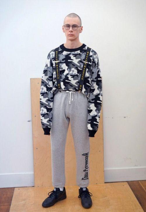 Gosha Rubchinskiy FW16.  menswear mnswr mens style mens fashion fashion style campaign lookbook gosharubchinskiy