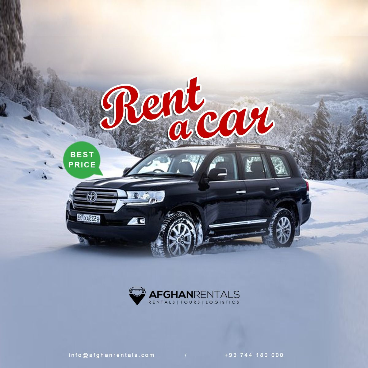 Rental And Pricing Information: Rent A Car In #Afghanistan At Best #Price! Info