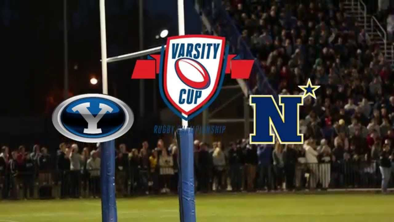 Byu Vs Navy Promo April 26th 1pm I Am Byu Rugby Rugby Byu Chicago Cubs Logo