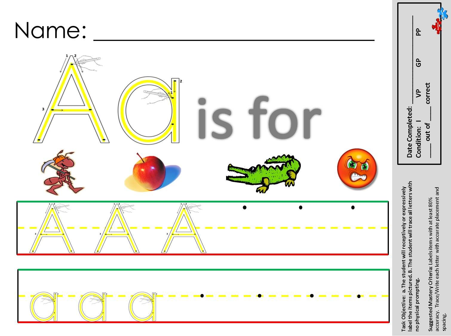 Find these and other great worksheets at autismcomplete.com   Autism  teaching [ 1125 x 1510 Pixel ]