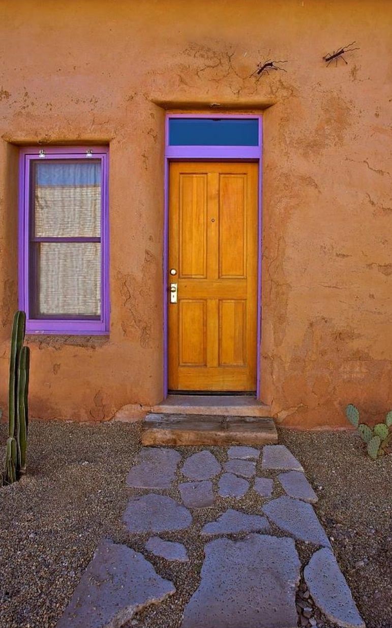 Tucson Arizona Gorgeous Doors Unique Doors Door Inspiration