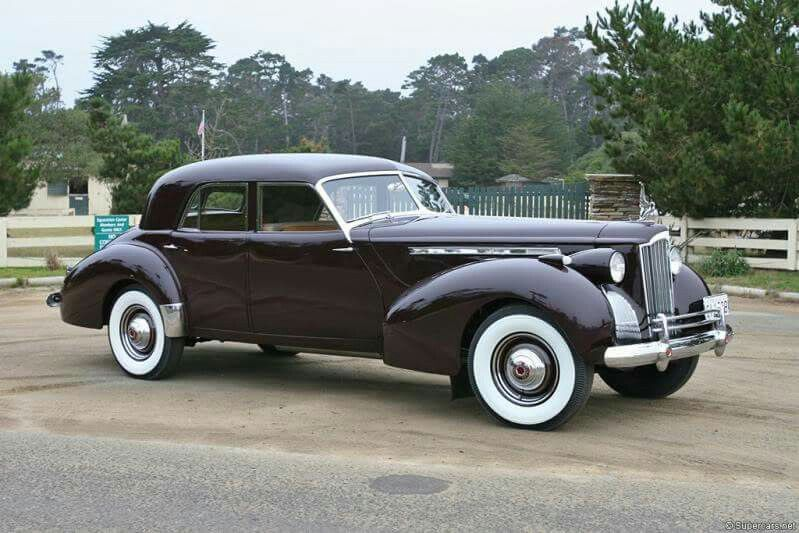 1940 Darrin Packard, Coupe