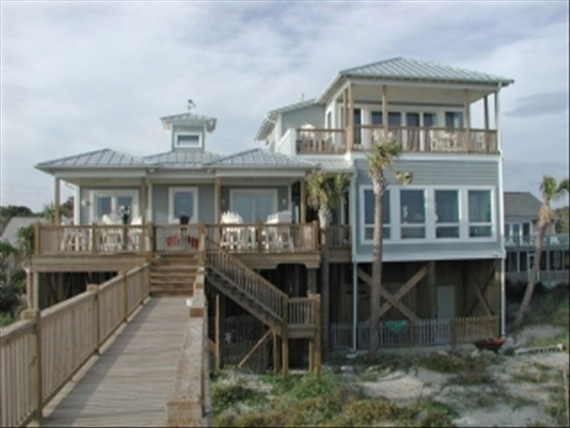 East Folly Beach Ss Vacation Al Vrbo 251282 6 Br House In Sc Robinini By The Sea Oceanfrt